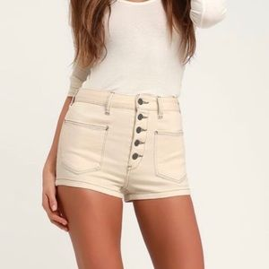 NWT! Free People Shorts